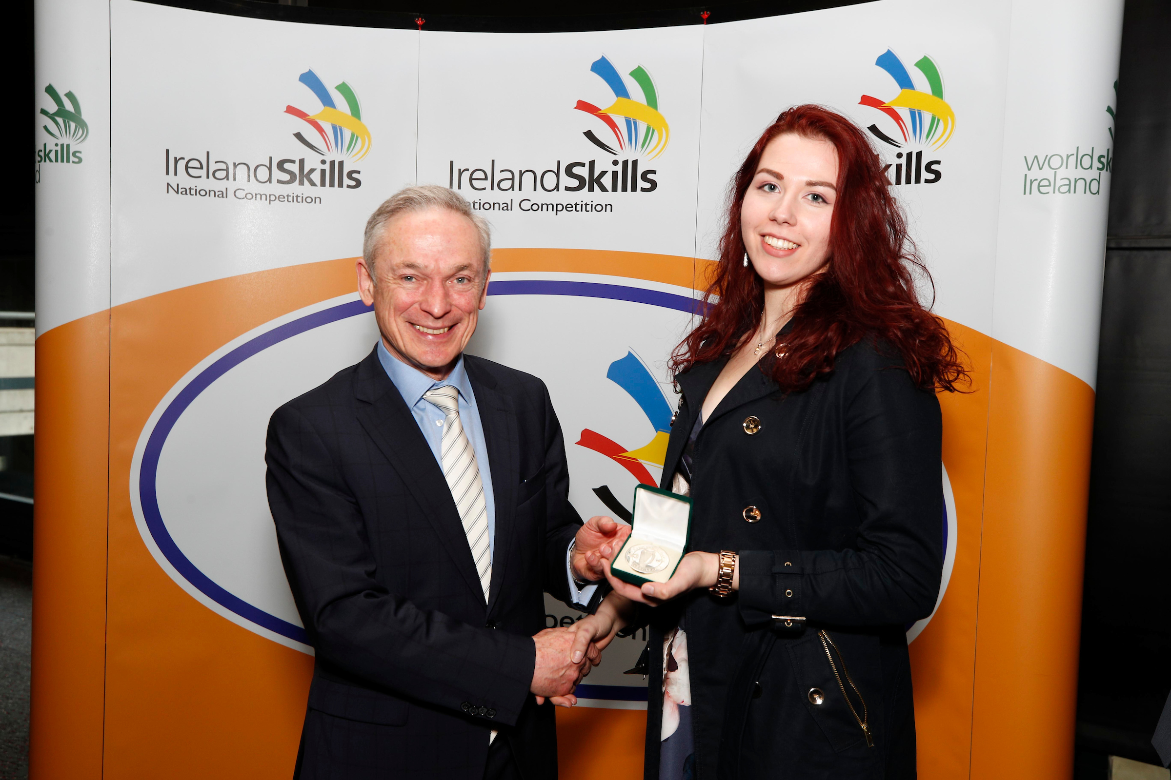 Waterford students at WIT awarded Department of Education and Skills silver medal