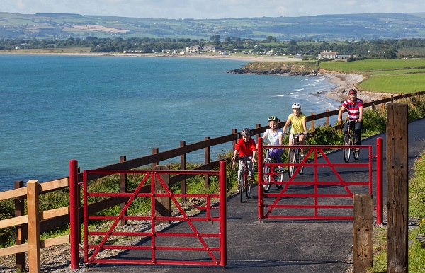 Waterford Greenway scoops two awards at Croke Park