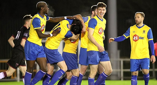 Waterford draw with Shelbourne in their final pre-season friendly at the RSC