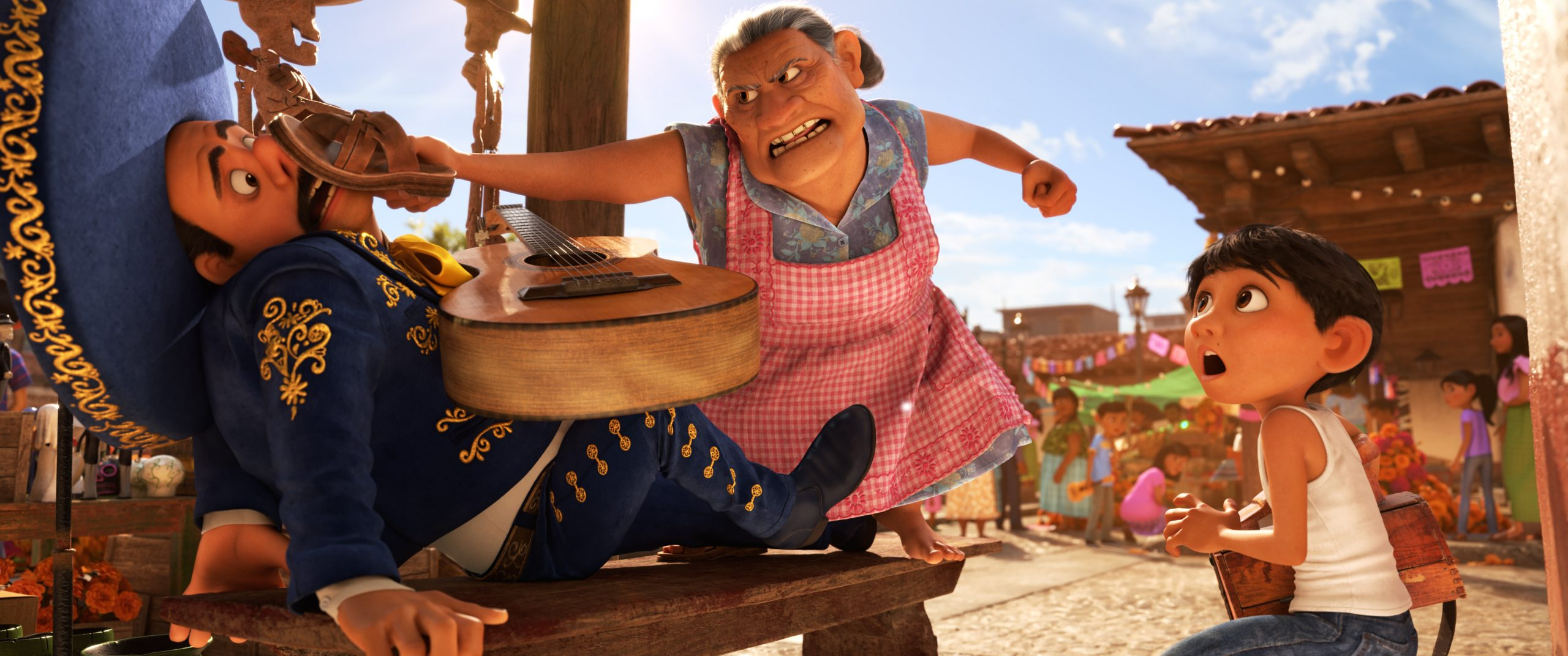 "Fans of animation will probably love ""Coco"" - have a listen to Maria's review on The Big Breakfast Blaa"