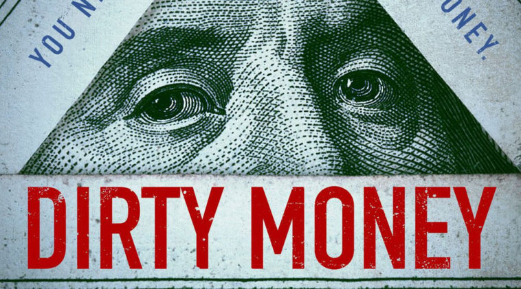 """""""Dirty Money"""" on Neflix will make you angry, but is worth the watch, Jenny tells The Big Breakfast Blaa"""