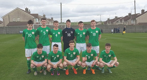 Victory for Wales against Republic of Ireland in Tramore