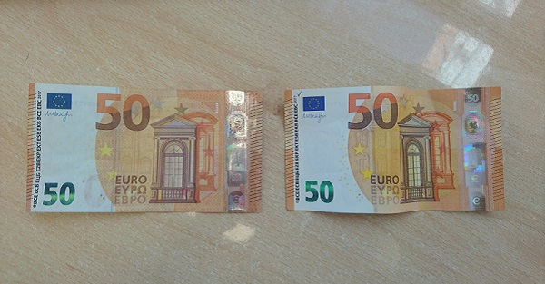 Fake €50 in circulation in Waterford
