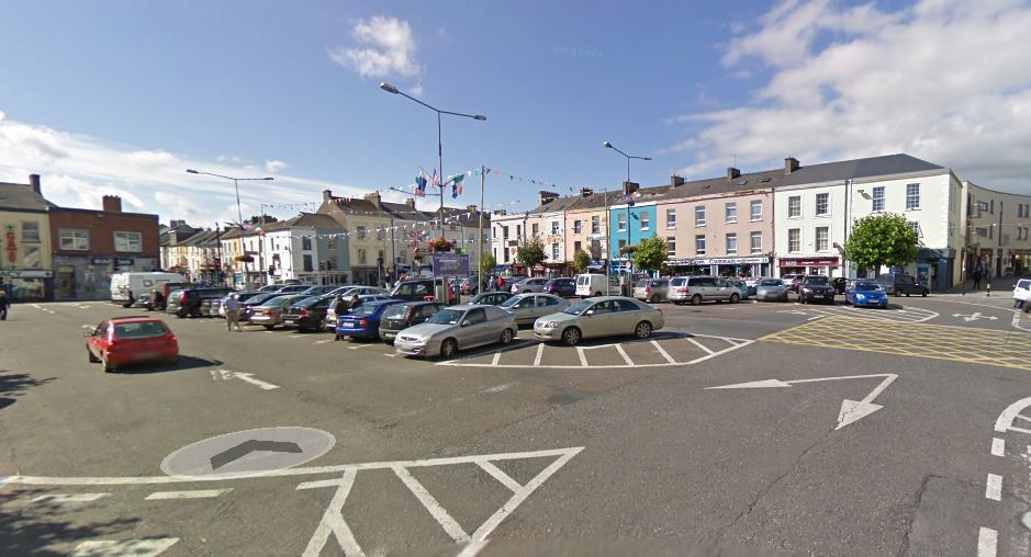 Chamber CEO says businesses are embracing the new look Grattan Square in Dungarvan.