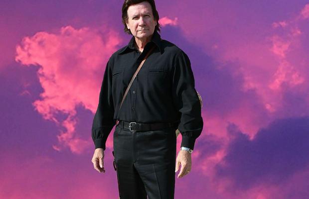 The Man in Black Returns to Ireland