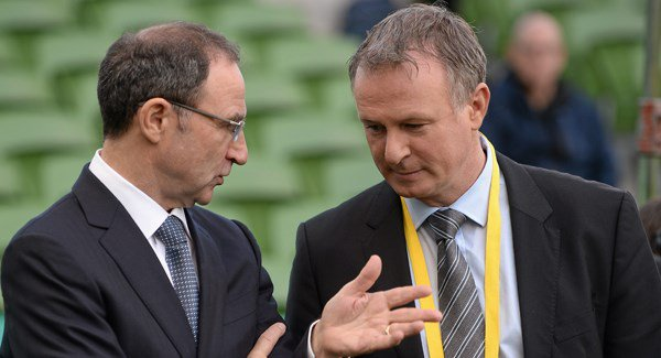 Ireland to play Northern Ireland and Poland in Autumn friendlies