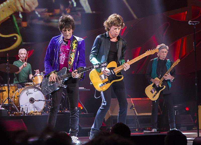 "Rock legends ""The Rolling Stones"" are on the way to Croker!"