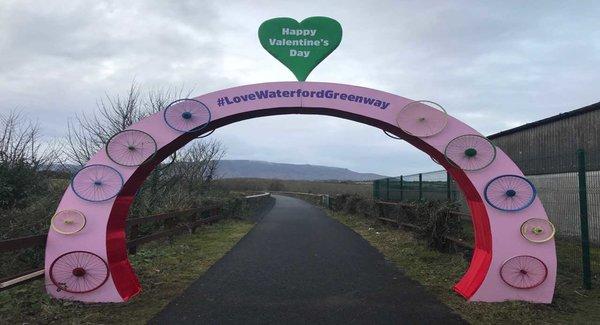 #LoveWaterfordGreenway campaign underway