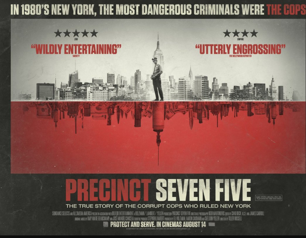 """""""The Seven Five"""" is a Netflix documentary that's to inspire a movie - Jenny gives her thoughts on The Big Breakfast Blaa"""