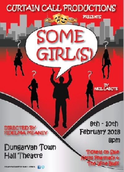 "Fancy a bit of theatre in Dungarvan this week? ""Some Girls"" promises to be a lot of fun"