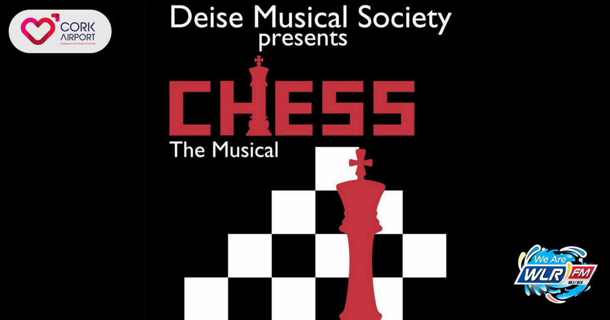 Listen: Geoff talks to Fynn from the Deise Musical Society and one of the cast members of 'Chess'