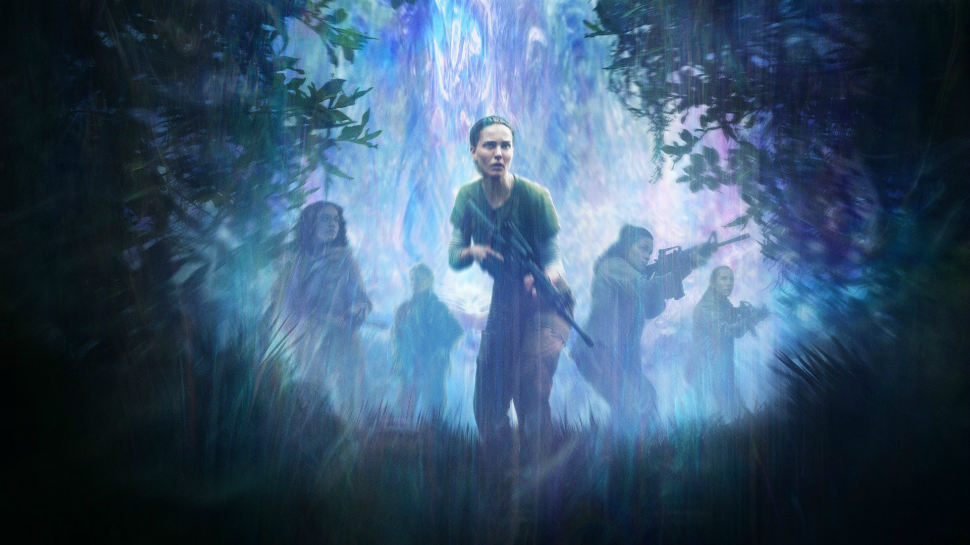 """Jenny reviewed the science fiction horror movie """"Annihilation"""""""