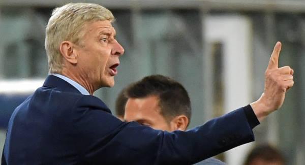 Brighton heap more pressure on Arsene Wenger