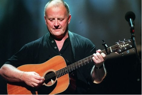 Christy Moore at The Theatre Royal