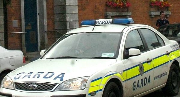 Guns seized and two men arrested in Co Wexford