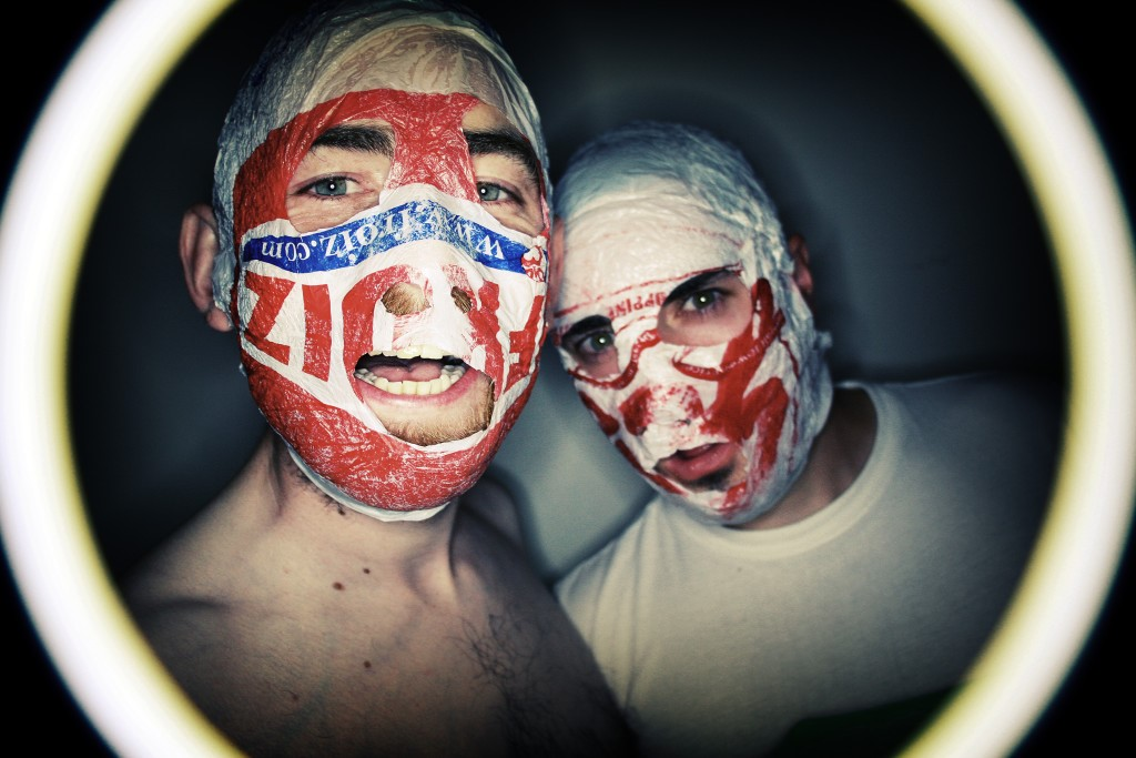Rubberbandits – Loot Roosters at The Theatre Royal