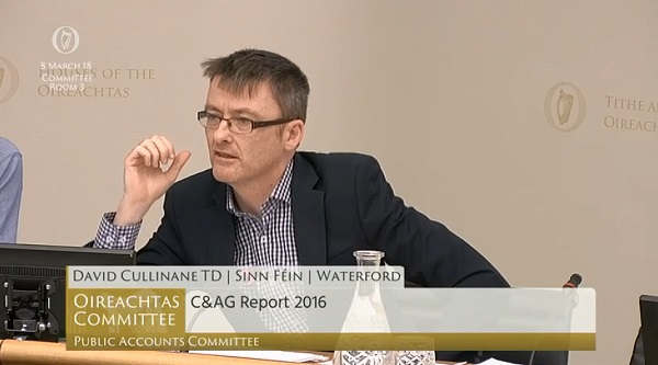 David Cullinane hits out at the way local authorities are funded