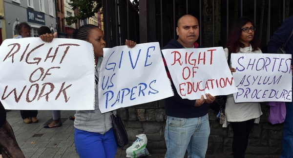 Waterford asylum seeker calls for the full removal of barriers to work