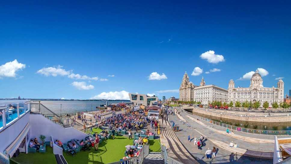 Win VIP Tickets to Feis on the Pier with flights and accommodation!