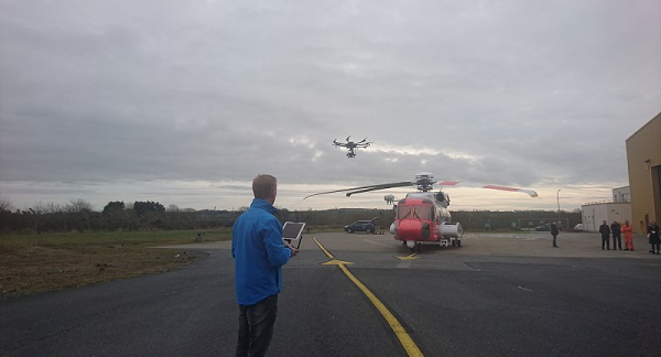 Drone technology to be tested at Waterford Airport