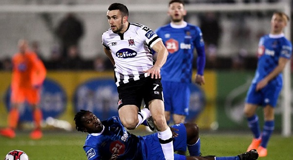 Waterford FC suffer added time loss to Dundalk in Airtricity League Premier Division