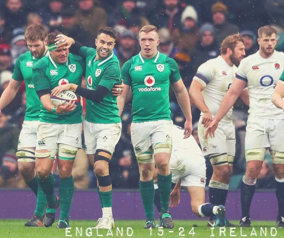 IRELAND ARE GRAND SLAM CHAMPIONS!