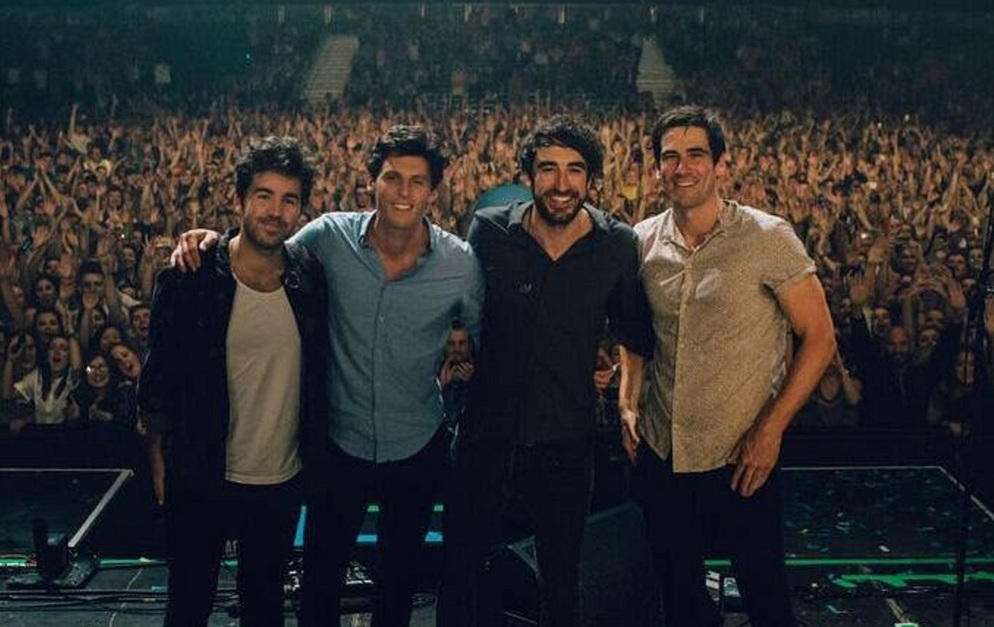 Extra date added for The Coronas Live At the Marquee