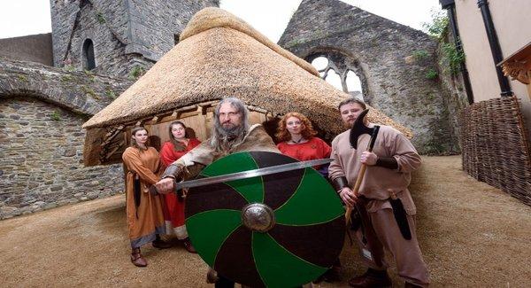 Viking Festival underway in Waterford