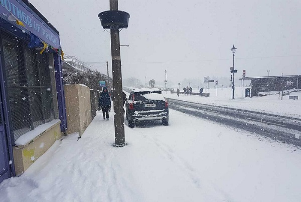 Blizzard expected to hit Waterford later this evening