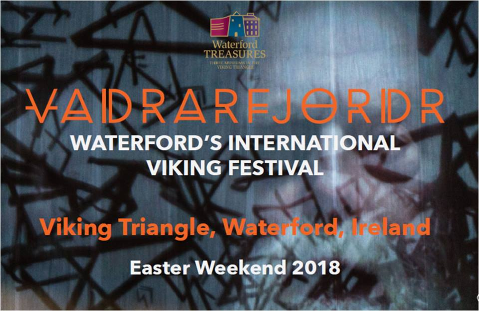 Brace yourself for a Viking Festival in Waterford this Easter Weekend! Mary spoke to Eamon McEneaney all about it