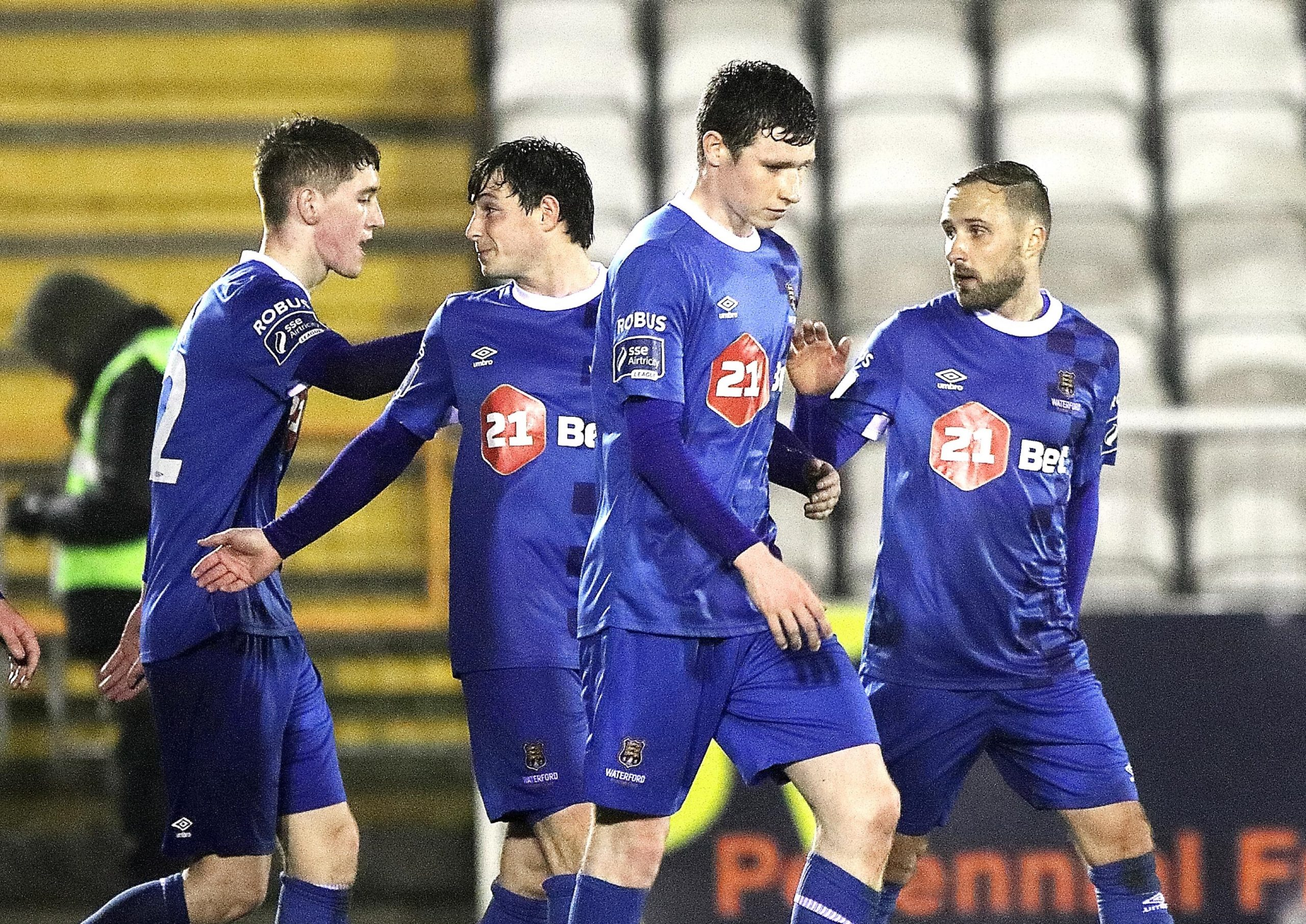 Waterford FC travel to Limerick this evening for another vital game in the Airtricity League Premier Division
