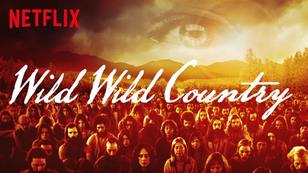 "Jenny o Connor reviews the Netflix series ""Wild Wild Country"""