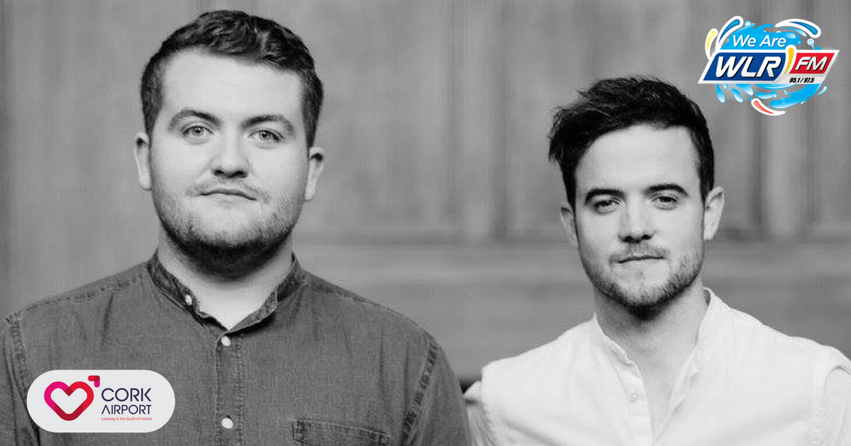 Listen: Geoff chats to the fabulous duo Glenn and Ronan about their new album