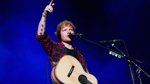 Warnings issued ahead of Ed Sheeran concerts