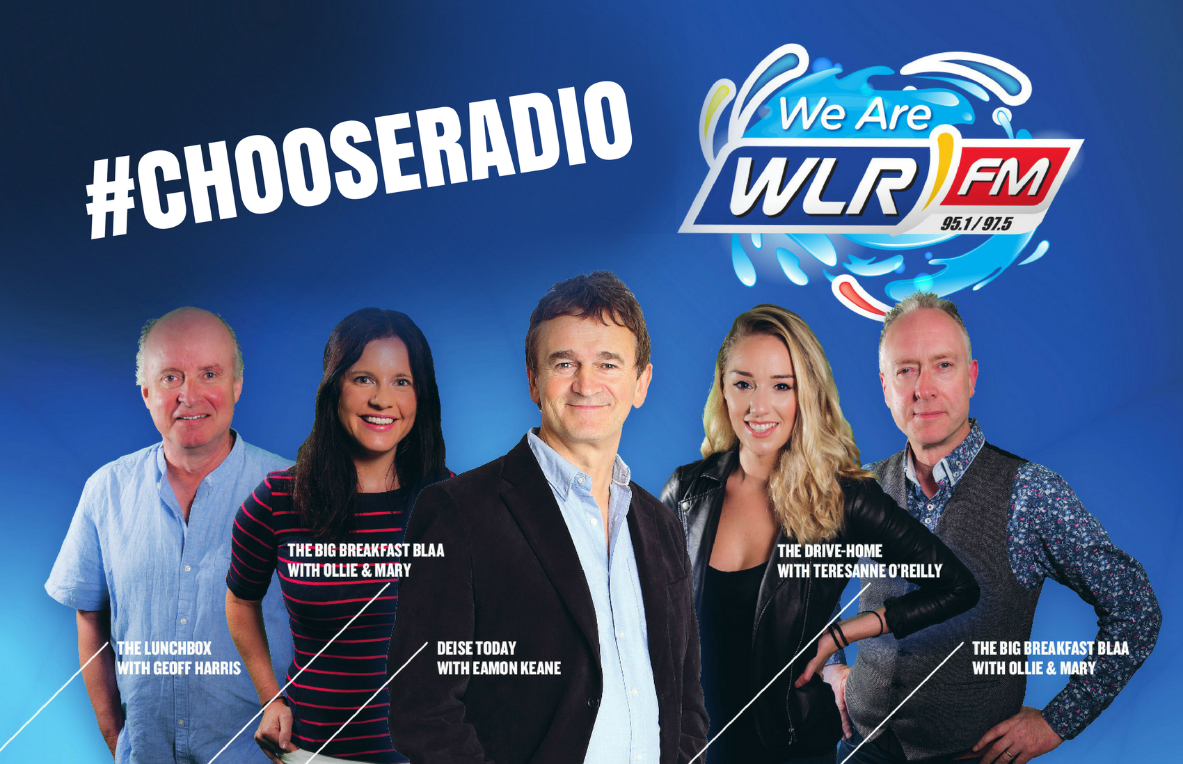 WLR records listenership figures among the highest in the station's history