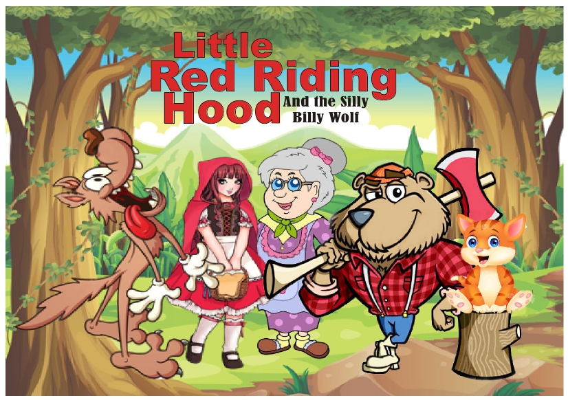 Little Red Riding Hood at The Theatre Royal