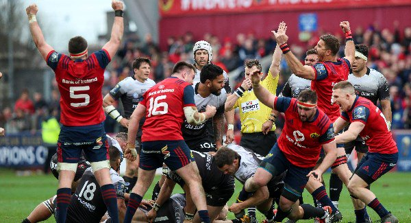 Financial windfall for IRFU after Munster and Leinster Champions Cup wins