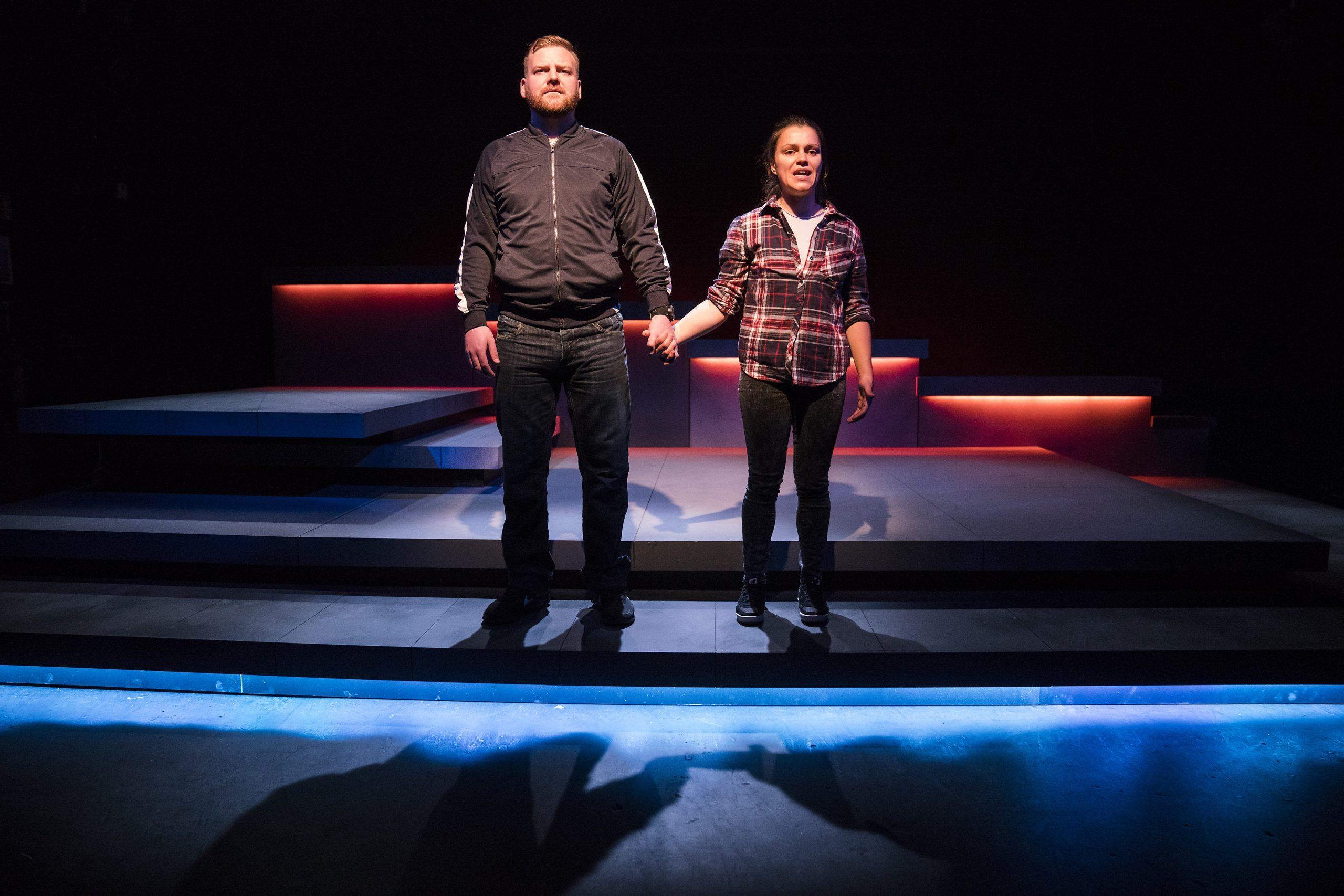 Fishamble Theatre Company Present 'Maz & Bricks' at The Theatre Royal