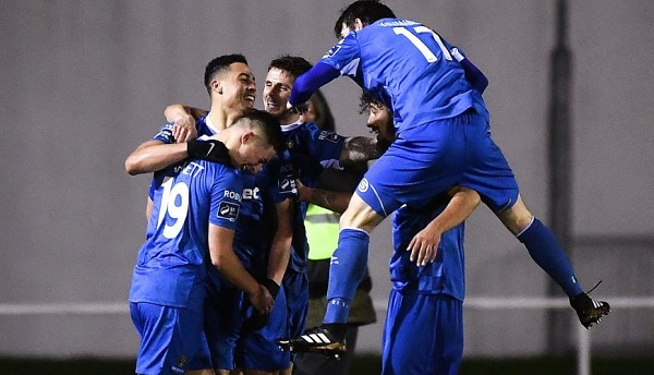 Waterford knock Cork City out of cup