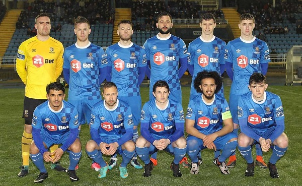 Waterford FC to host Cork in EA Sports Cup