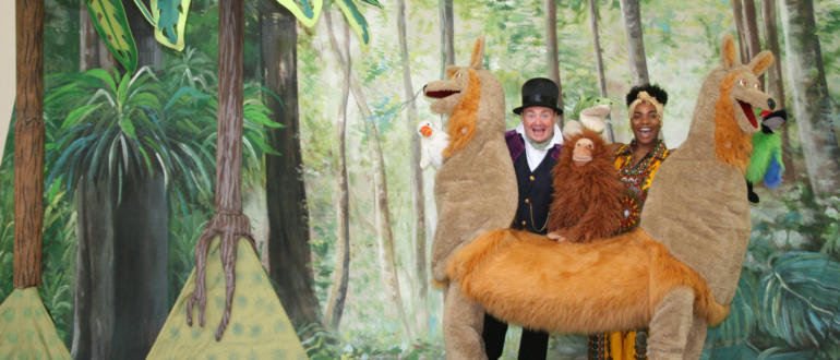 Theatre Royal Presents Doctor Dolittle