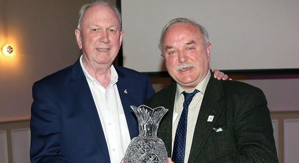 Unite Regional secretary Jimmy Kelly's retirement was honoured  by his union colleagues in Waterford at the weekend.