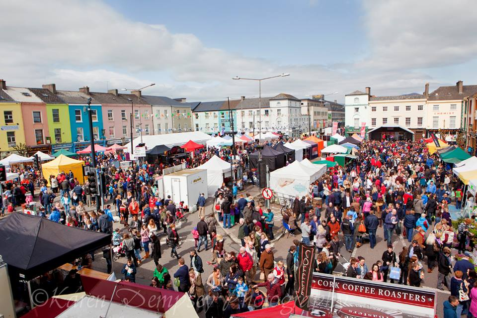 """Food and Arts are closely linked"" - CEO of the West Waterford Festival of Food Caroline Senior chats ""On the Fringe"""
