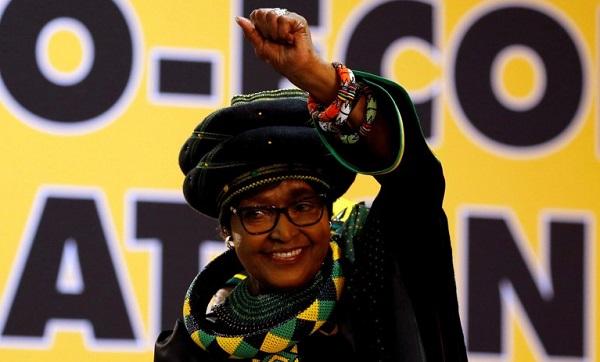South African anti-apartheid campaigner Winnie Mandela dies aged 81