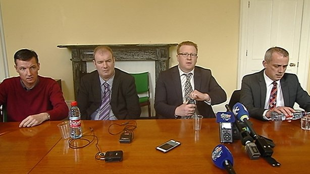 LISTEN BACK: Bill Kenneally victims welcome public inquiry into state handling of their case