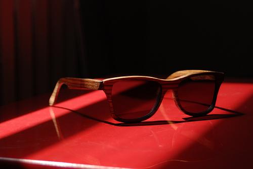 Found: A pair of prescription sunglasses