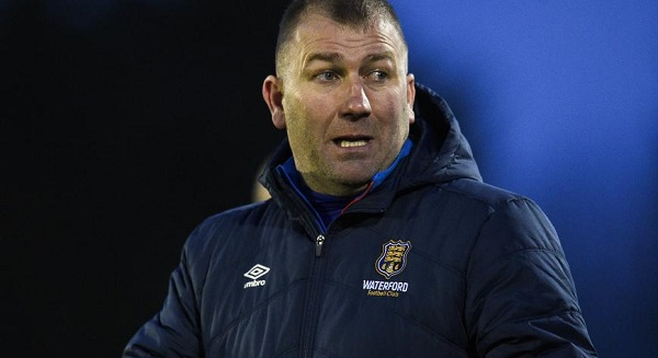 Waterford FC manager injured in assault