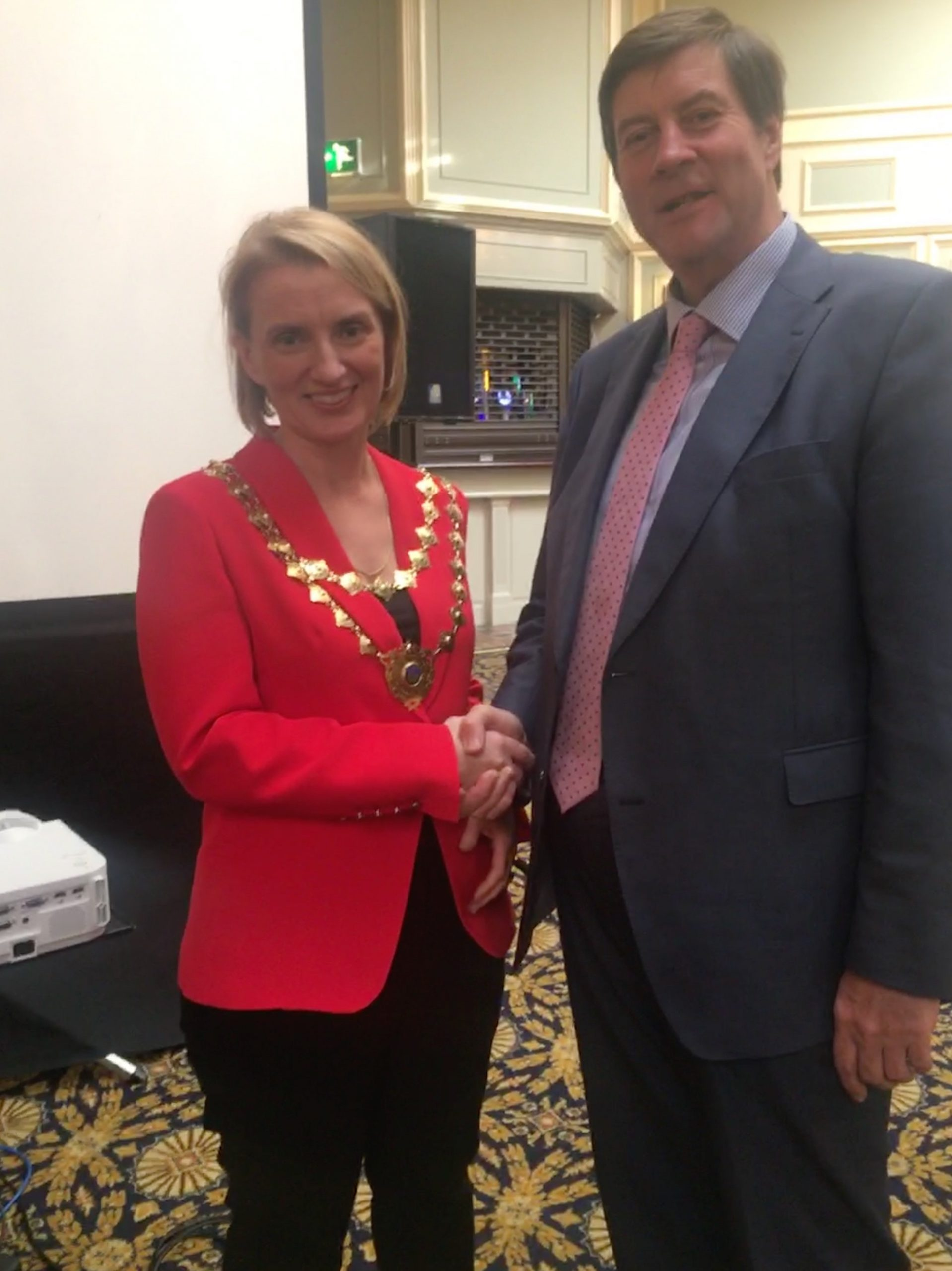 New President elected at Waterford Chamber of Commerce