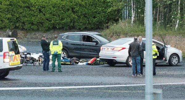 Kidnap suspect killed in garda standoff but victim is still missing