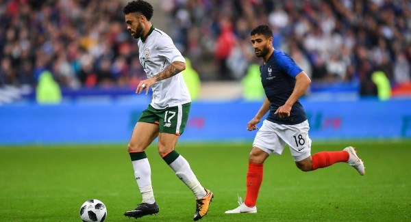France v Republic of Ireland – story of the match